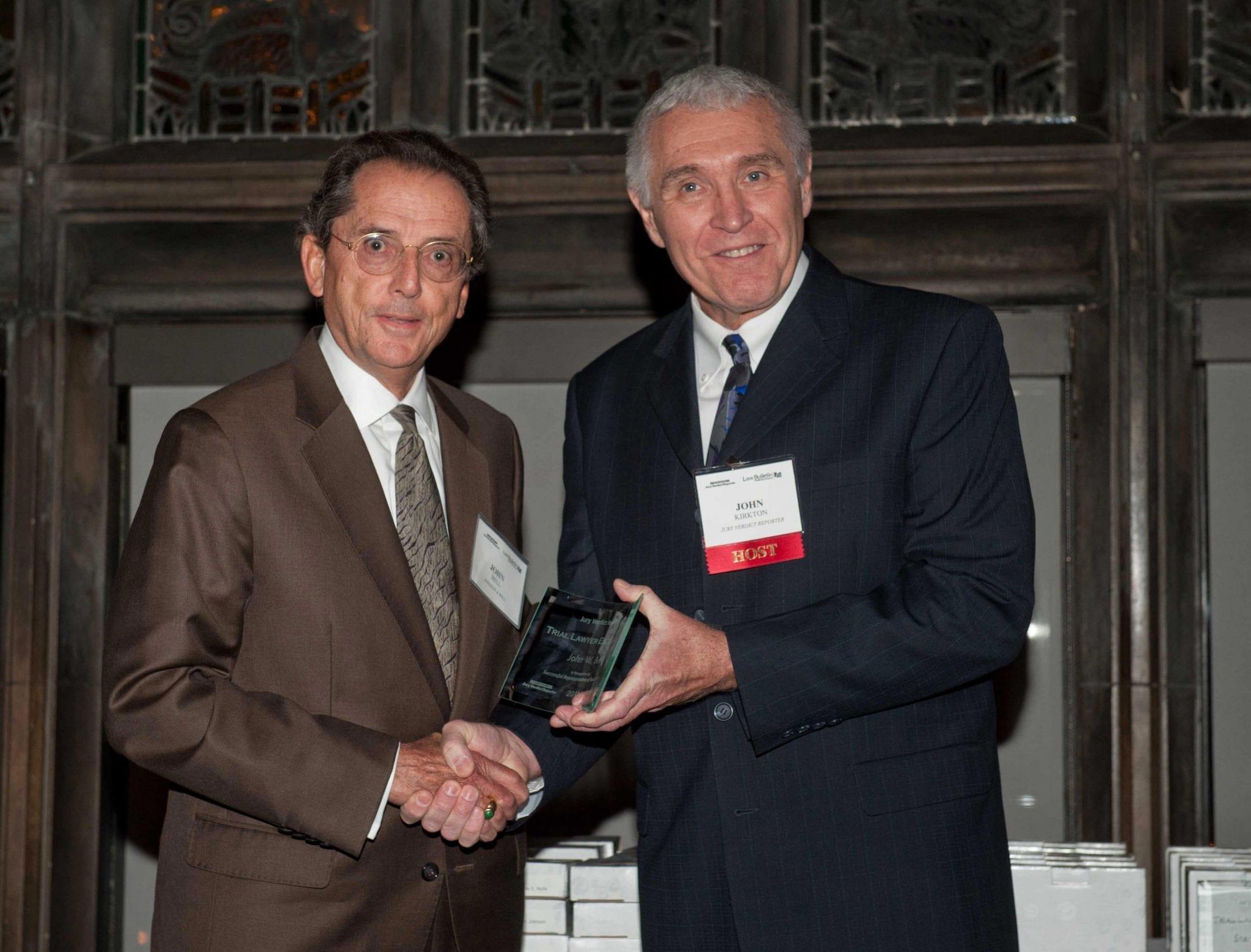 John Bell Trial Excellence Award
