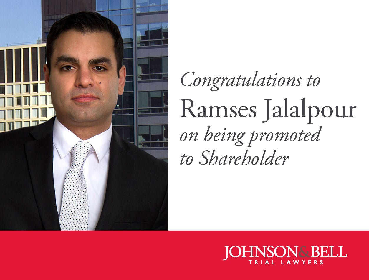 Ramsese Jalalpour - Shareholder Promotion